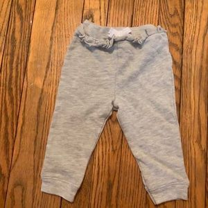 Baby girl sweatpants 6-9m cat and jack